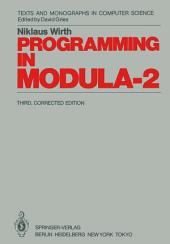 Programming in Modula-2: Edition 3
