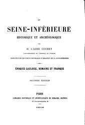 La Seine-Inférieure historique et archéologique