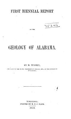 Biennial Report on the Geology of Alabama PDF