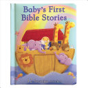 Baby s First Bible Stories Book
