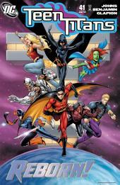 Teen Titans (2003-) #41