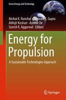 Energy for Propulsion PDF