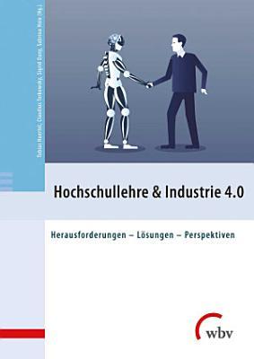 Hochschullehre   Industrie 4 0 PDF