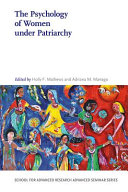 The Psychology of Women Under Patriarchy Book