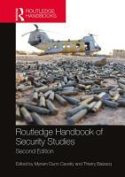 Routledge Handbook of Security Studies PDF