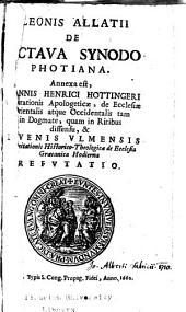 De octava synodo Photiana