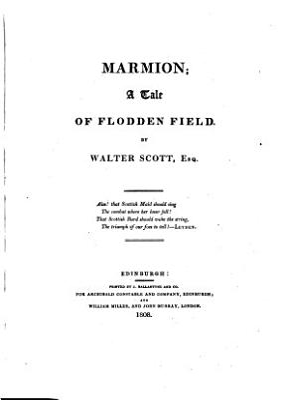 Marmion  PDF