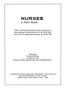 Nurses in Public Health PDF