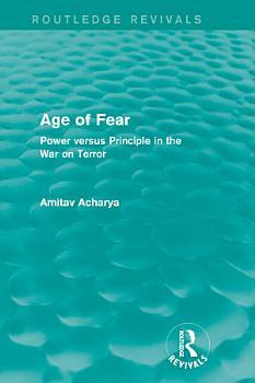 Age of Fear  Routledge Revivals  PDF