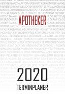 Apotheker   2020 Terminplaner PDF