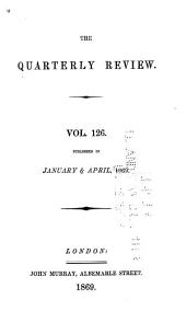 The Quarterly Review: Volume 126