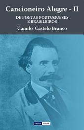 Cancioneiro Alegre - II: Volume 2