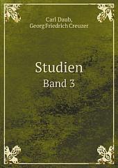 Studien: Band 2