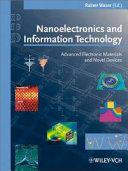 Nanoelectronics and Information Technology PDF