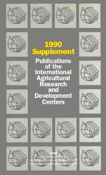 Publications of the International Agricultural Research and Development Centers PDF