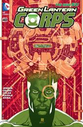 Green Lantern Corps (2011-) #40