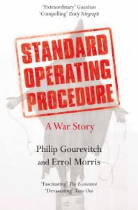 Standard Operating Procedure Book