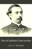 One of Jackson s Foot Cavalry PDF