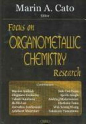 Focus on Organometallic Chemistry Research