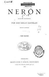 Nerón: estudio histórico