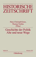 Geschichte der Politik PDF