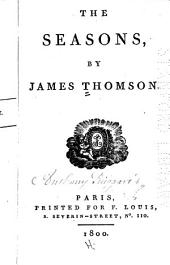 The Seasons: By James Thomson