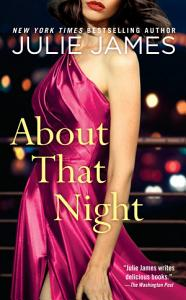 About That Night Book