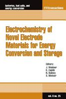 Electrochemistry of Novel Electrode Materials for Energy Conversion and Storage PDF