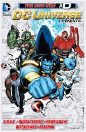 DC Universe Presents (2012-) #0