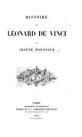 Histoire de Léonard de Vinci