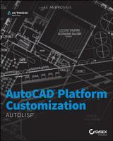 AutoCAD Platform Customization PDF