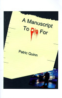 A Manuscript to Die for