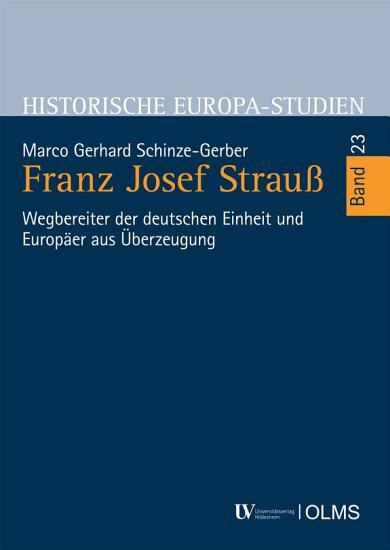 Franz Josef Strau   PDF