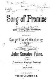 Song of Promise: For Solo Soprano, Chorus, & Orchestra