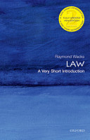 Law  A Very Short Introduction PDF
