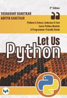Let Us Python  Second Edition  PDF