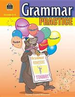 Grammar Practice  Grades 5 6 PDF