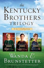 The Kentucky Brothers Trilogy: 3-in-1 Collection