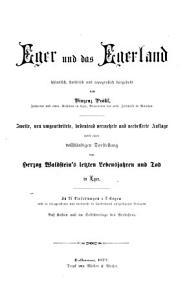 Eger und das Egerland PDF