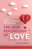 The New Psychology of Love PDF
