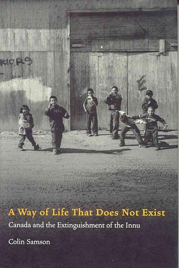 A Way of Life that Does Not Exist PDF