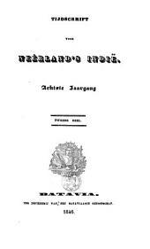 Tijdschrift voor Nederlandsch-Indië: Volume 2; Volume 8