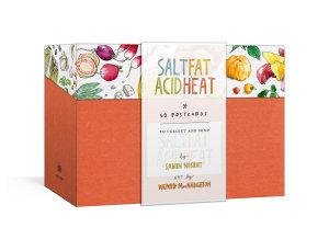 Salt  Fat  Acid  Heat Postcards Book