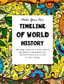 Make Your Own Timeline Of World History Book PDF