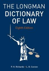 Longman Dictionary of Law: Edition 8