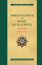 AMERICAN JOURNAL OF ISLAMIC SOCIAL SCIENCES 27:3