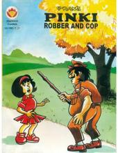 Pinki Robber and Cop English