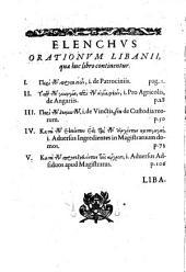 Orationes quatuor, constitutionum imperatoriarum ... super magistratuum officio, suasoriae ... nunc primum editae a Jacobo Gothofredo ...