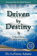 Driven by Destiny Book