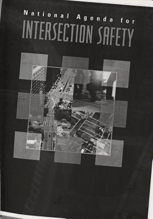 National Agenda for Intersection Safety